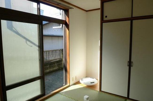 【寝室】シティハイムイトウ
