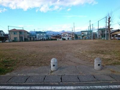 八幡公園緑地まで450m