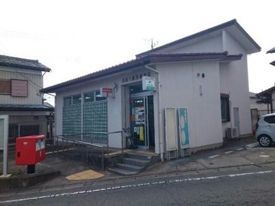 高崎八幡西郵便局まで800m