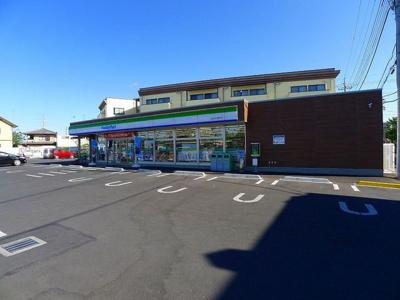 ファミリーマート太田内ヶ島店まで350m