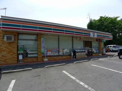 セブンイレブン太田市台之郷店まで1100m