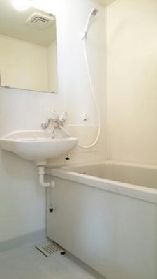 【浴室】パステルハイツ21 B