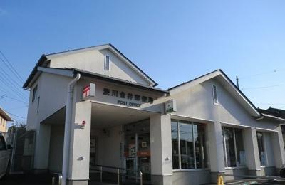 渋川金井郵便局まで1500m
