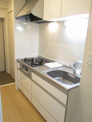 【キッチン】サウス グレースマンション