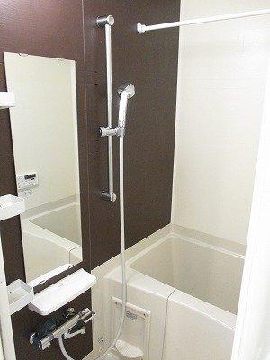 【浴室】サウス グレースマンション