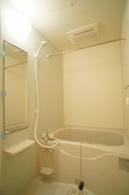 【浴室】カーサ プラシードⅡ