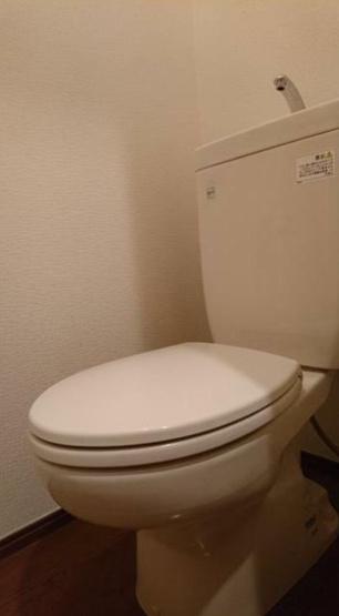 【トイレ】オレンジコート不動前