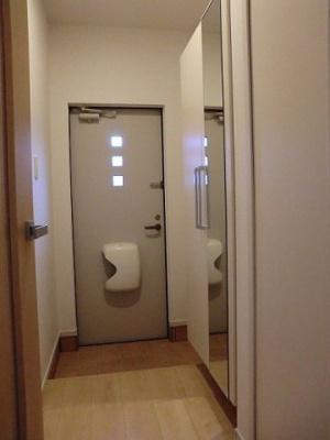 【玄関】ポラリス9号館