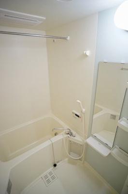 【浴室】エコール プロムナードA