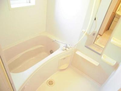 【浴室】ヴィラ・ロ-ゼⅢ