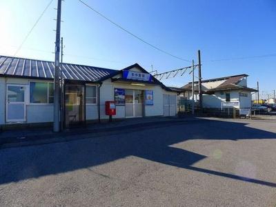 東武小泉線:本中野駅まで950m
