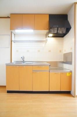 【キッチン】SKアパートメント A