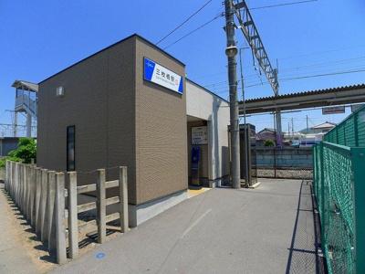 東武線 三枚橋駅まで120m