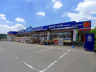 ウエルシア太田岩瀬川店まで160m