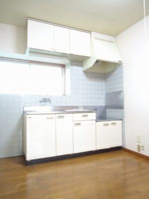 【キッチン】ノースハウスⅠ
