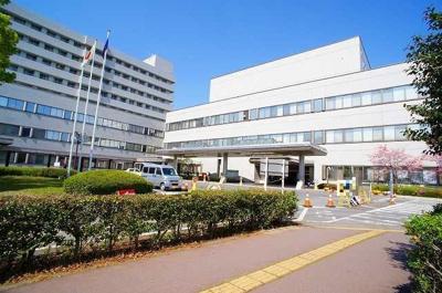 群馬大学医学部附属病院まで3500m