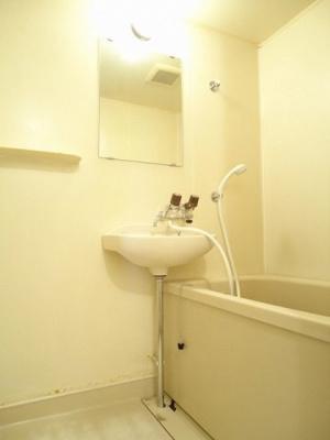 【浴室】ロジュマンズY
