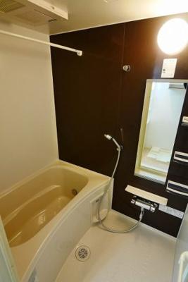 【浴室】エーデル