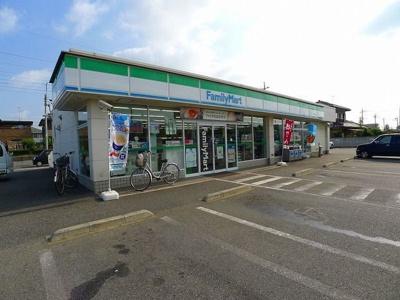 ファミリーマート大泉坂田店まで210m