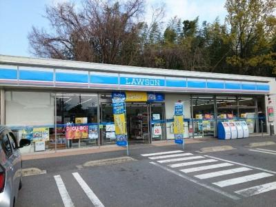ローソン吉井インター店まで290m