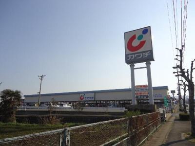カワチ薬品渋川店まで460m