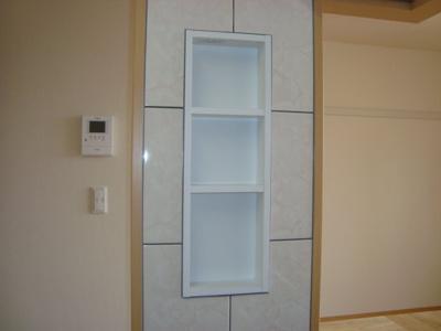 キッチン壁棚