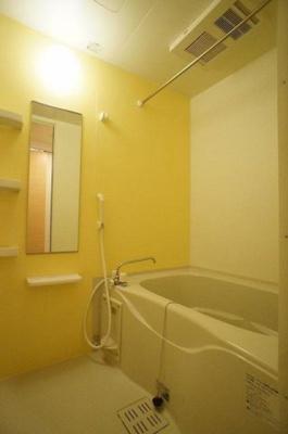 【浴室】グリーン テラスB