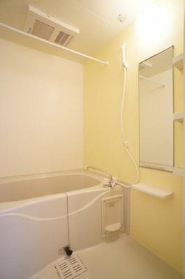 【浴室】ピアチェーレ野中D