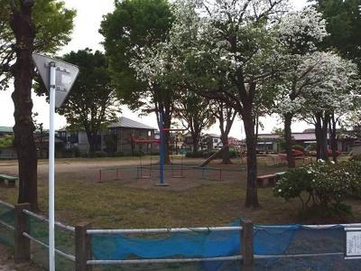 山王町1丁目つつじ公園まで200m