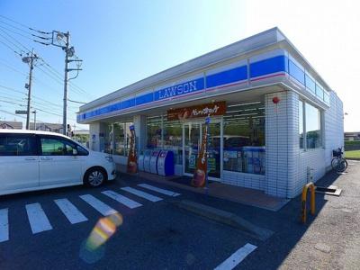 ローソン太田関東学園大学前店まで60m