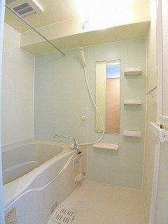 【浴室】ポライトリーB