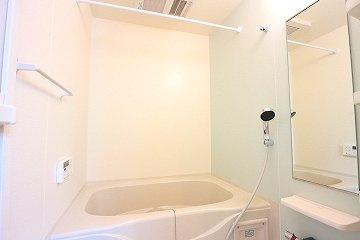 【浴室】Corsoalloggio T