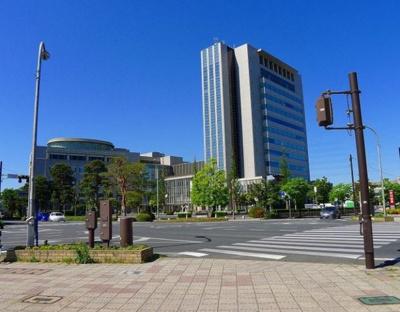 太田市役所まで1600m