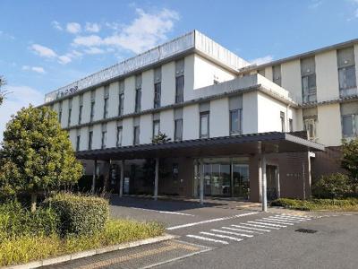 角田病院まで1000m