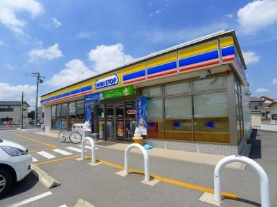 ミニストップ太田下浜田店まで600m