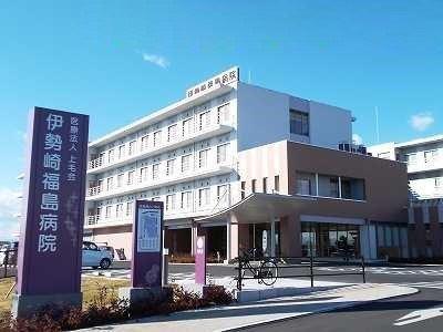 伊勢崎福島病院まで350m