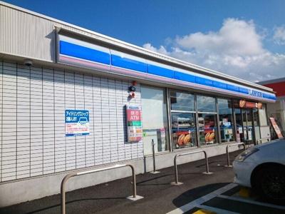 ローソン富岡七日市店まで400m