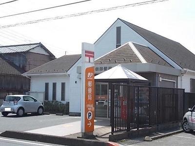 小俣郵便局まで400m