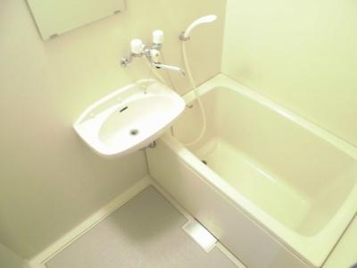【浴室】メゾンセントポーリアA