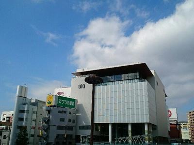 高崎OPAまで1600m