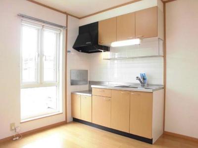 【キッチン】ア・ラモードBB 1