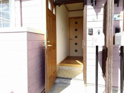 【玄関】ラズベリ-ハイツ