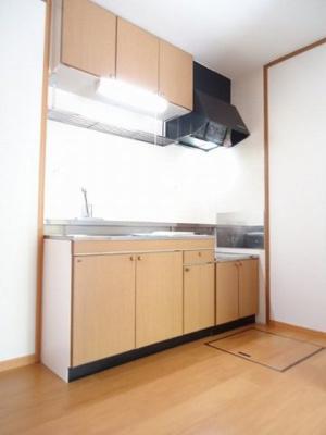 【キッチン】メゾン・サンヒルズ