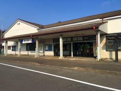 西小泉駅まで2100m