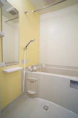 【浴室】ブッシュクローバーⅡ
