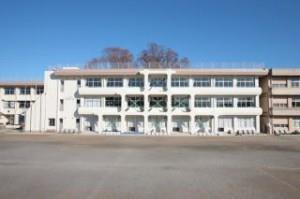 下稲吉東小学校区域。