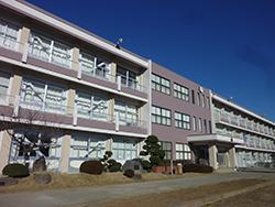 下稲吉小学校区域です。