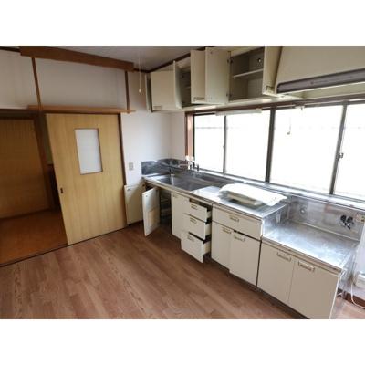 【キッチン】大門二番町高砂貸家