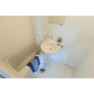 【浴室】西河原シティーハイツ