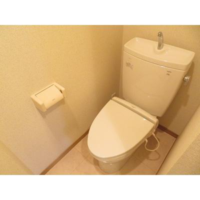 【トイレ】クオーレ西新宿